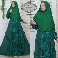 Baju Muslim KS7581