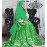 Baju Muslim KS7587