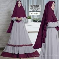 Baju Muslim KS8034