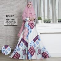 Baju Muslim KS8028