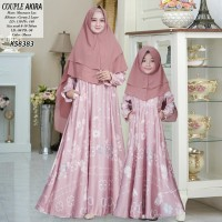 Baju Muslim Couple KS8383