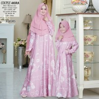 Baju Muslim Couple KS8385
