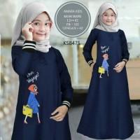 Baju Muslim Anak KS8475