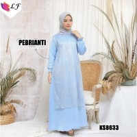 Baju Muslimah KS8633