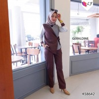 Baju Muslim KS8642