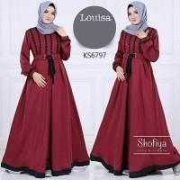 Busana Muslimah KS6797