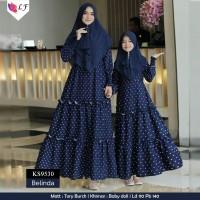 Baju Muslim Couple KS9530