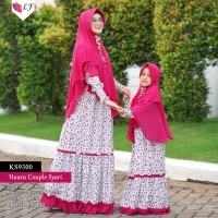 Baju Muslim Couple KS9300