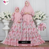 Baju Muslim Couple KS9375