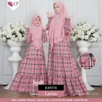 Baju Muslim Couple KS9376