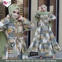 Baju Muslim Lebby KS9872