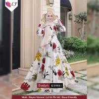 Baju Muslim Evelyn KS9881