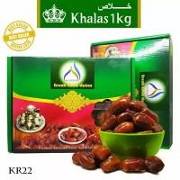 Kurma Khalas KR22