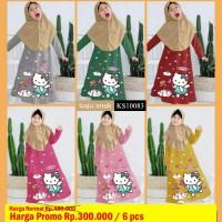 Baju Gamis Anak KS10083
