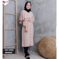 Baju Hana Dress KS10107