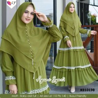 Baju Muslim Ayumi Syari KS10198