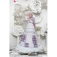 Busana Muslimah Ashley Dress KS10215