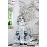 Busana Muslimah Ashley Dress KS10218