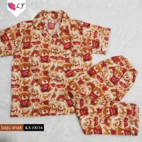 Baju Anak Teddy Bear KS10034