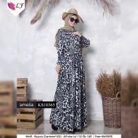 Baju Muslim Amelia KS10365