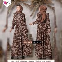 Baju Muslim Leopard KS10442