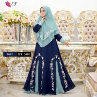 Baju Muslim Irish KS10496