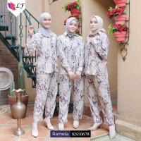 Baju Setcel Ramela KS10678