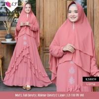 Baju Muslim KS8859