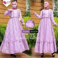 Baju Dress Aurela KS10749