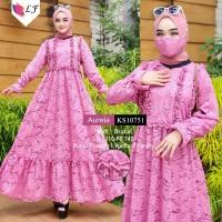 Baju Dress Aurela KS10751