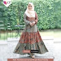 Baju Muslim Zelina KS9860