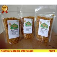 GOLDEN RAISIN 500gram KODE KIS03