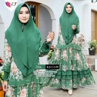 Baju Muslim Dila KS11149