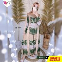 Baju Dress Rista KS10681