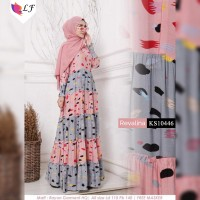 Baju Muslim Revalina KS10446