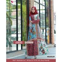 Busana Muslimah Agnia KS10119