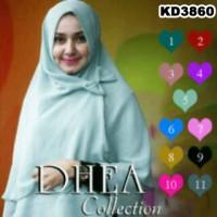 Hijab Instan Bando KD3860