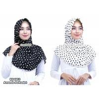Hijab Instant Amanda Polkadot KD4953