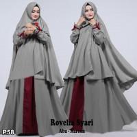 Baju Muslim P58