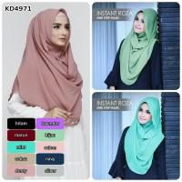 Jilbab Instant KD4971