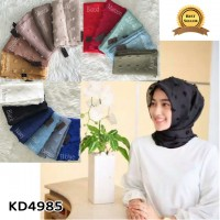Jilbab Rubiah Feather KD4985