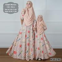 Baju Muslim Couple KS6280
