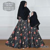 Baju Muslim Couple KS6281