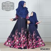 Baju Muslim Couple KS6303
