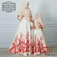 Baju Muslim Couple KS6302