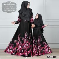 Baju Muslim Couple KS6301