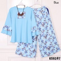 Baju Muslim KS6387