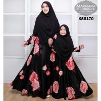 Baju Muslim Couple KS6170