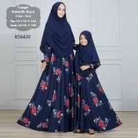 Baju Muslim Couple KS6430