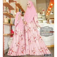 Baju Muslim Couple KS6457